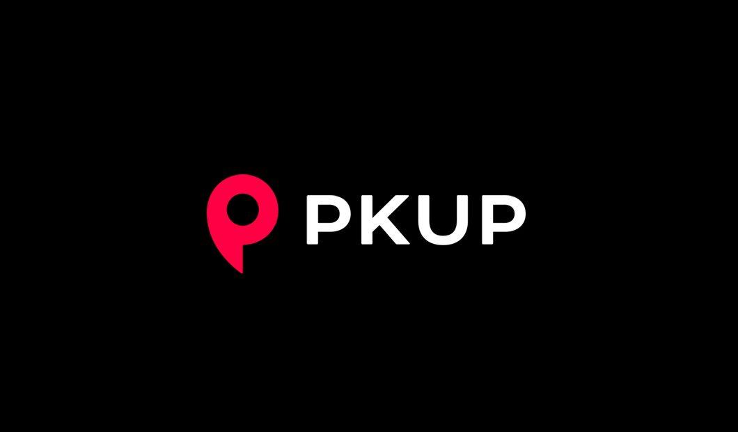 pkup logo black