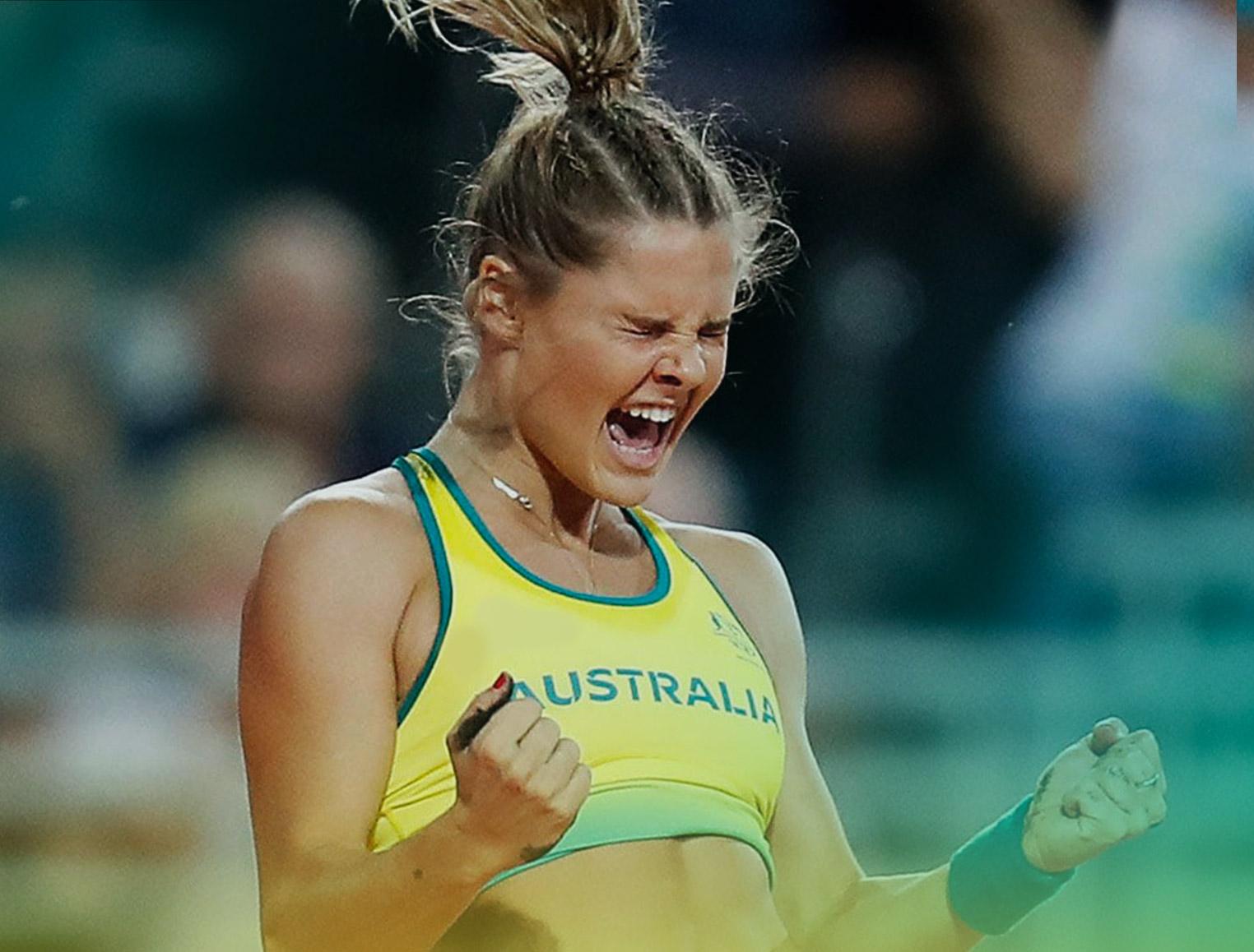 Australian Athletics tile image